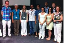 Blogginlägget handlar om ENYSSP och därför är det en bild på managing council of ENYSSP