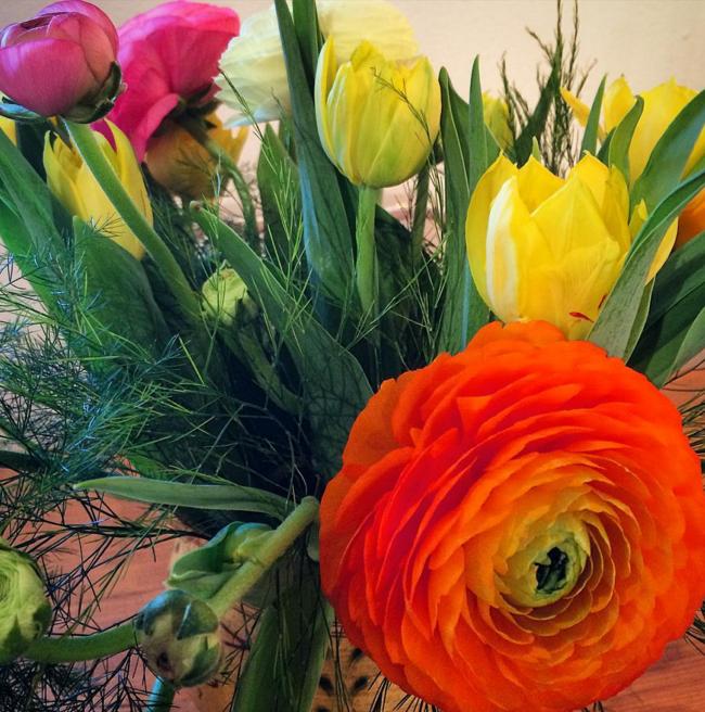 Blommor idrottspsykologi