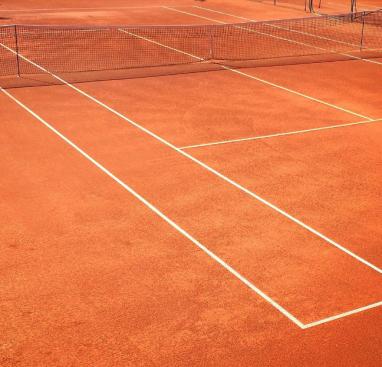 Tennis träna tanken