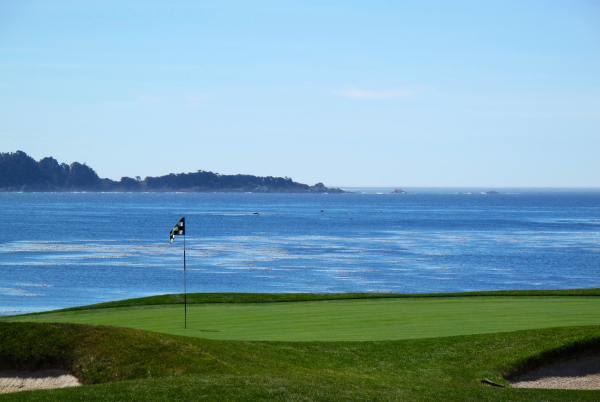 Blogginlägget handlar om mental träning. Därför är det passande med en bild på golf eftersom mental träning är viktigt inom golf. Vi skrev även ett exempel om en golfare.