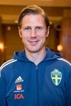 Eftersom texten är skriven av Rasmus passar det bra att det är en bild på honom i texten.